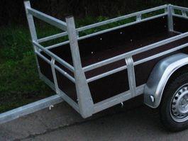 Aanhangwagens Kerenzo - Wetteren  - Ongeremde aanhangwagens